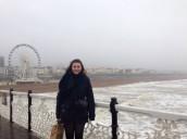Anna Bouwman - Angleterre -